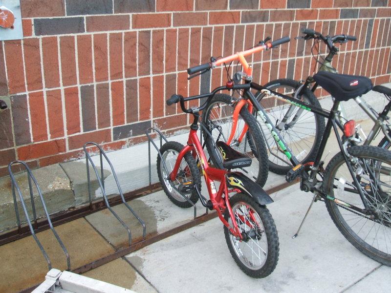 Chicago Bike Blog Bad Rack