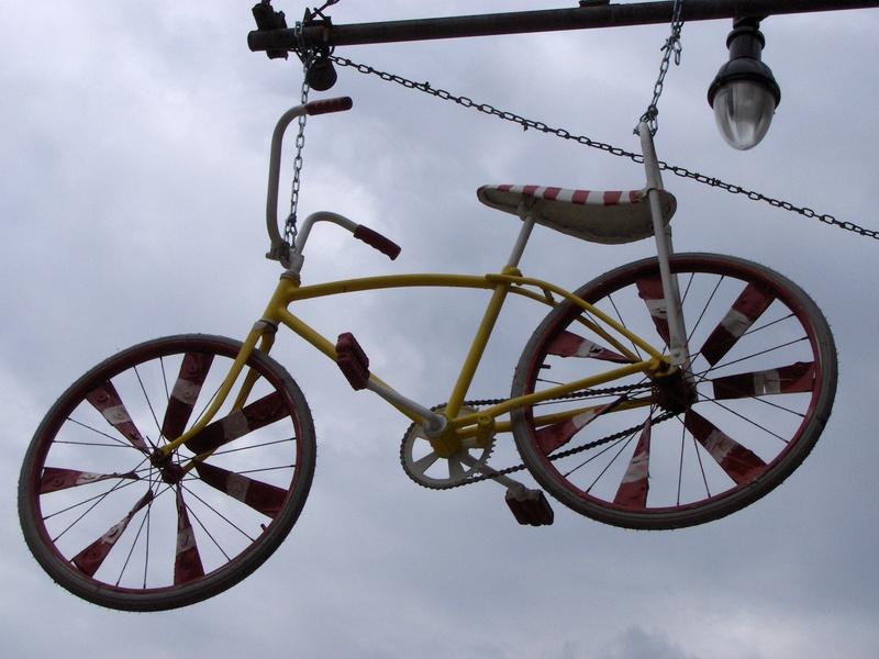 Hangbike
